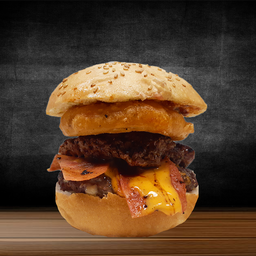 2x1 - Hangover Burger