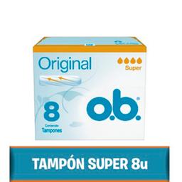 Ob Tampones Originales Super 8 U