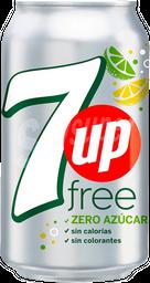 7 Up Sin Azúcar 354 ML