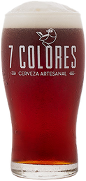 Cerveza 7 Colores Scottish 500 ML