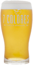 Cerveza 7 Colores Bolonde Ale 500 ML