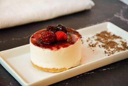 Mini Cake de Cheescake de Frutos Rojos