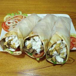 3x2 Shawarma Mixto