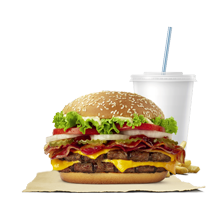 Combo Whopper ® Extreme Doble