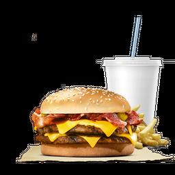 Combo Extra Burger XL