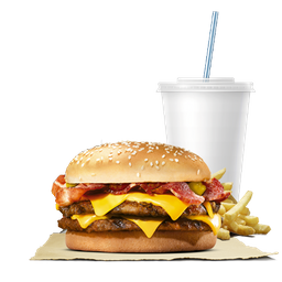 Combo Extra Burger