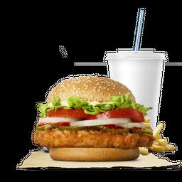 Combo Crispy Chicken