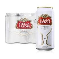 Stella Artois 473 ml X 6