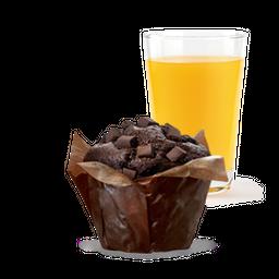 Combo Muffin con Chips + Bebida