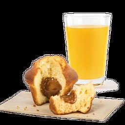 Combo Muffin DDL + Bebida