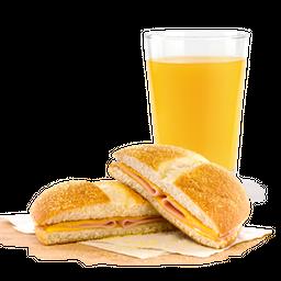 Combo Tostado de Campo + Bebida