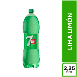 7Up Lima Limón 2,25 L