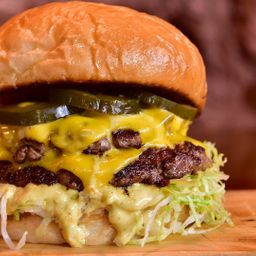 Big TDN Burger