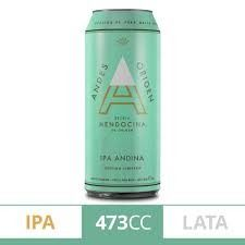 Andes Ipa 473ml