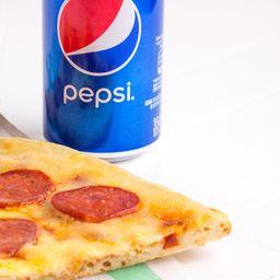 Combo Pizza Porción Premiun XXL