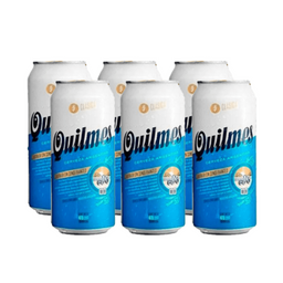Six Pack Quilmes 473 ml