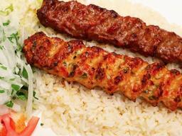 Shish Kebab de Pollo X 2