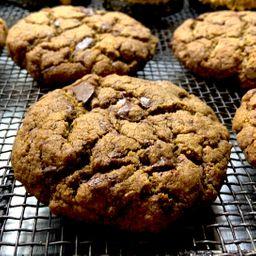 Cookie de Chips de Chocolate (vegano/sin Tacc)