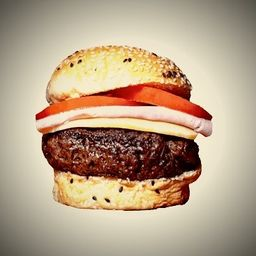 Toto Napolitano Burger