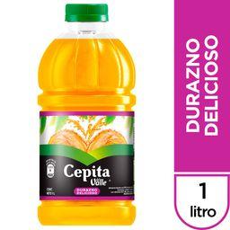 Cepita Durazno 1l Botella