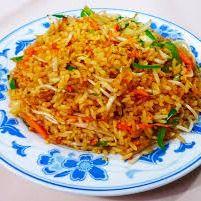 Chaufa Vegetariano (compartir)