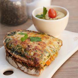 Croque Monsieur Vegetariano