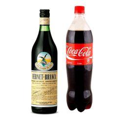Combo Fernet Branca & Coca-Cola 1.25 l