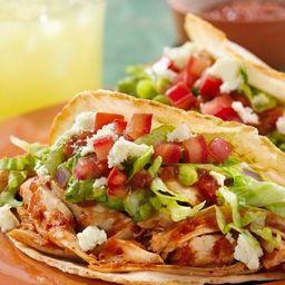 Combo 4 Tacos de Pollo y Gaseosa