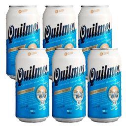 Promo Pack 6 Cerveza Quilmes 473 ml