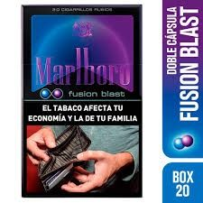 Marlboro Fusión Blast Box 20