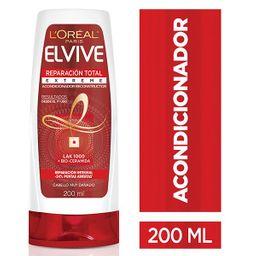 Elvive Shampoo + Acondicionador Reparación Total Extreme