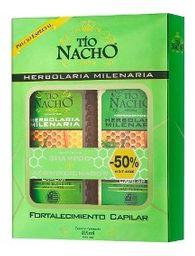 Tio Nacho Monoestuche Shampoo + Acondicionador Herbolaria Mil
