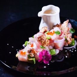 Ceviche Misky Shiromi