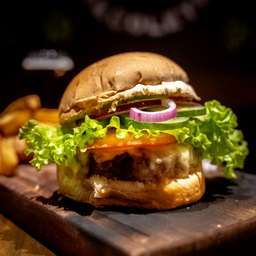 Chicken Burger Crocante