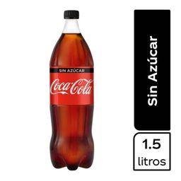 Coca-Cola sin Azúcar 1,5 Lts