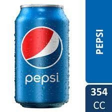Pepsi 354ml.