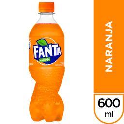 Fanta Naranja 500 ML