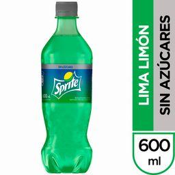 Sprite Lima Limón Sin Azúcar 500 ML