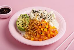 Poke Salad Salmango