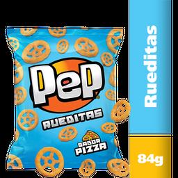 Snack Palitos Rueditas Pep 84 Gr