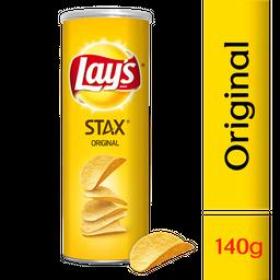 Papas Fritas Original Lays Stax 140 Gr