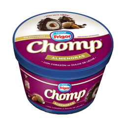 Bocadito Helado Chomp Con Almendras 180 G