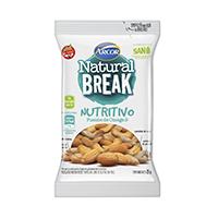 Fruto Seco Natural Break Nutri X 25 Gr.