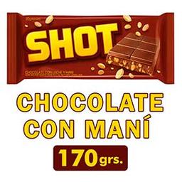 Chocolate Shot Con Mani 170Grs