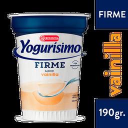 Yogurísimo Firme Vainilla