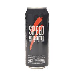 Bebida Energizante Speed 500 Ml.