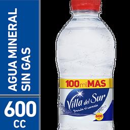Agua Mineral Villa Del Sur 600 Ml