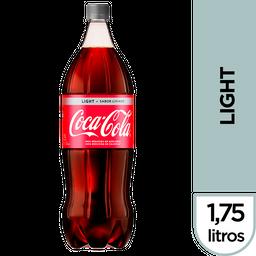 Gaseosa Coca Cola Light Botella 1750 Ml
