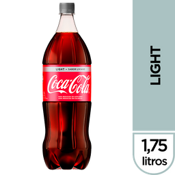 Gaseosa Coca Cola Light Botella 1750 Ml