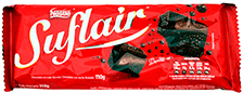 Suflair Chocolateolate Duo X110G
